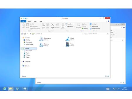 , Microsoft Saying Goodbye to Aero in Windows 8