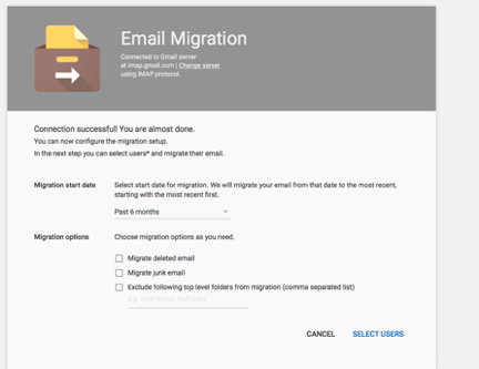 , Domain Email Migration