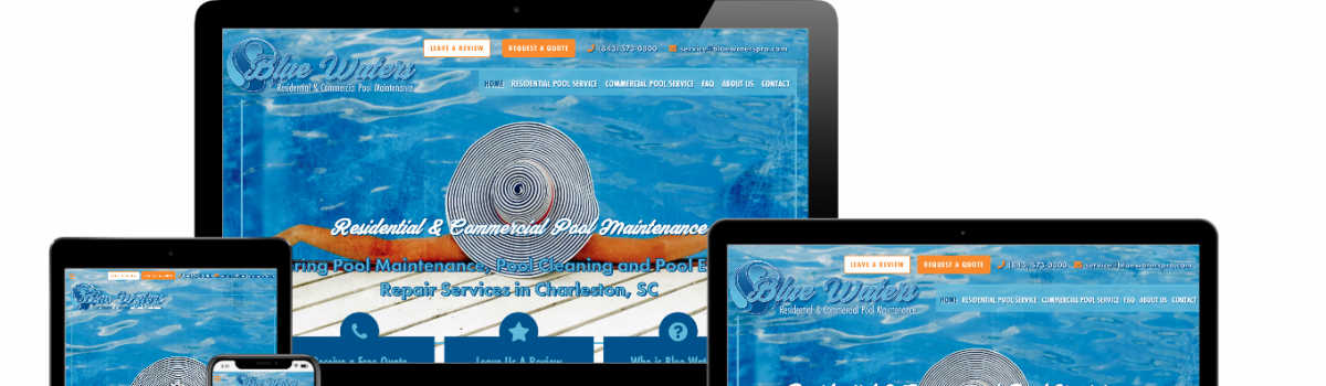 Blue Waters Residential and Commercial Pool Maintenance