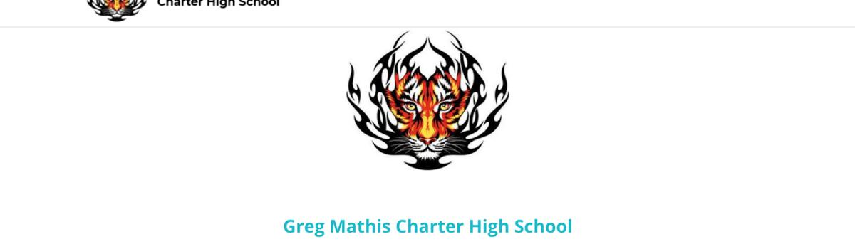 Greg Mathis Charter High School: Creating a Custom Portal